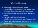 crohn disease39