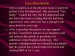 case presentation58