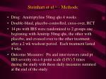 steinhart et al 11 methods
