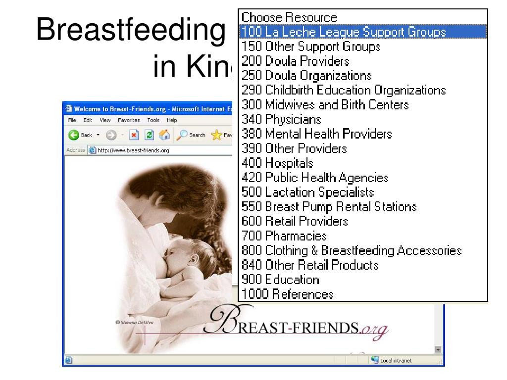 Breastfeeding Support Services in King County