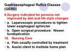 gastroesophageal reflux disease gerd19