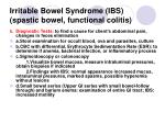 irritable bowel syndrome ibs spastic bowel functional colitis73