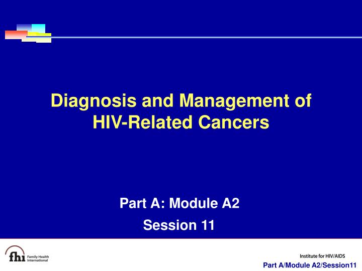 Part a module a2 session 11