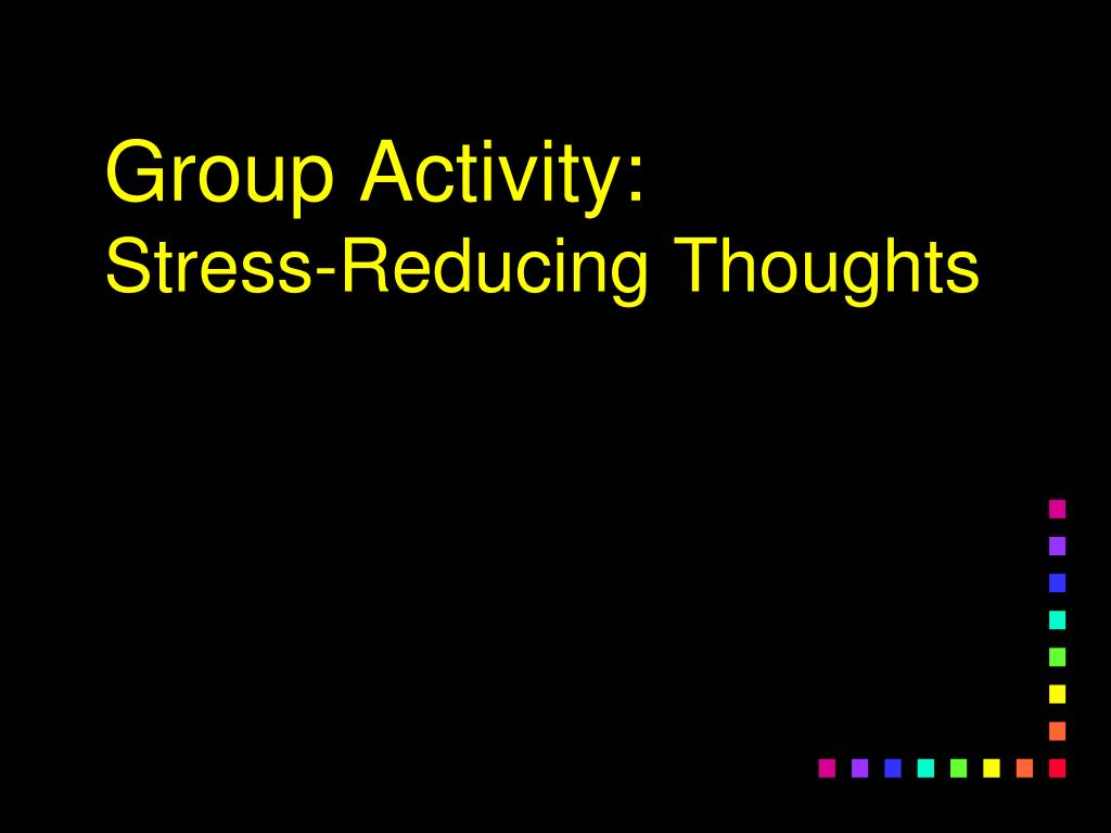 Group Activity: