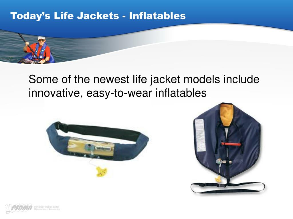 Today's Life Jackets - Inflatables