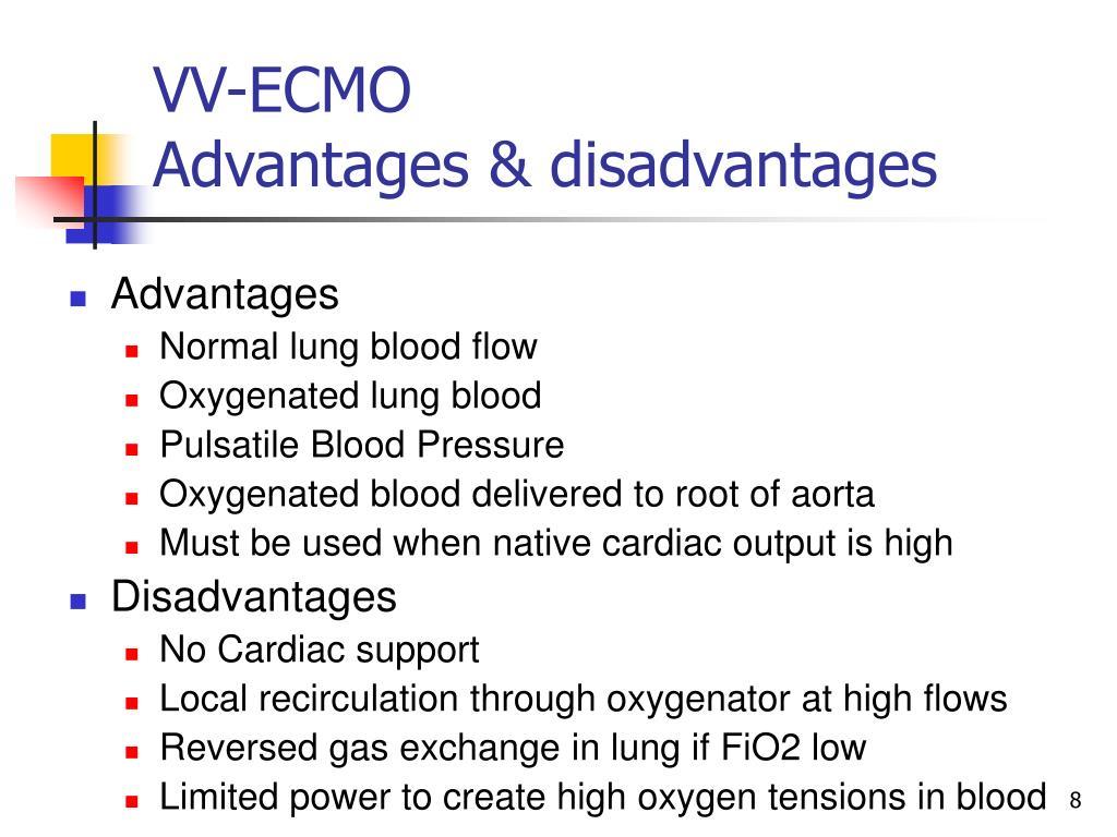 PPT - Extracorporeal Membrane Oxygenation (ECMO) PowerPoint