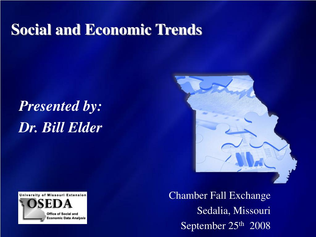 social and economic trends l.