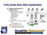 fully scale able web application29