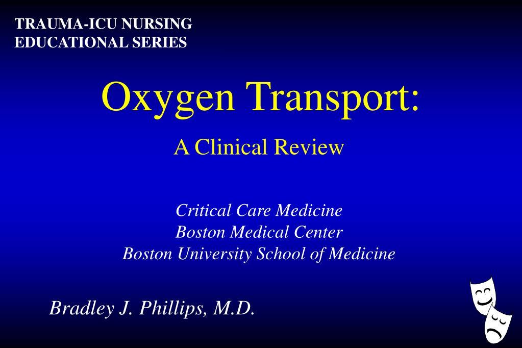 oxygen transport l.