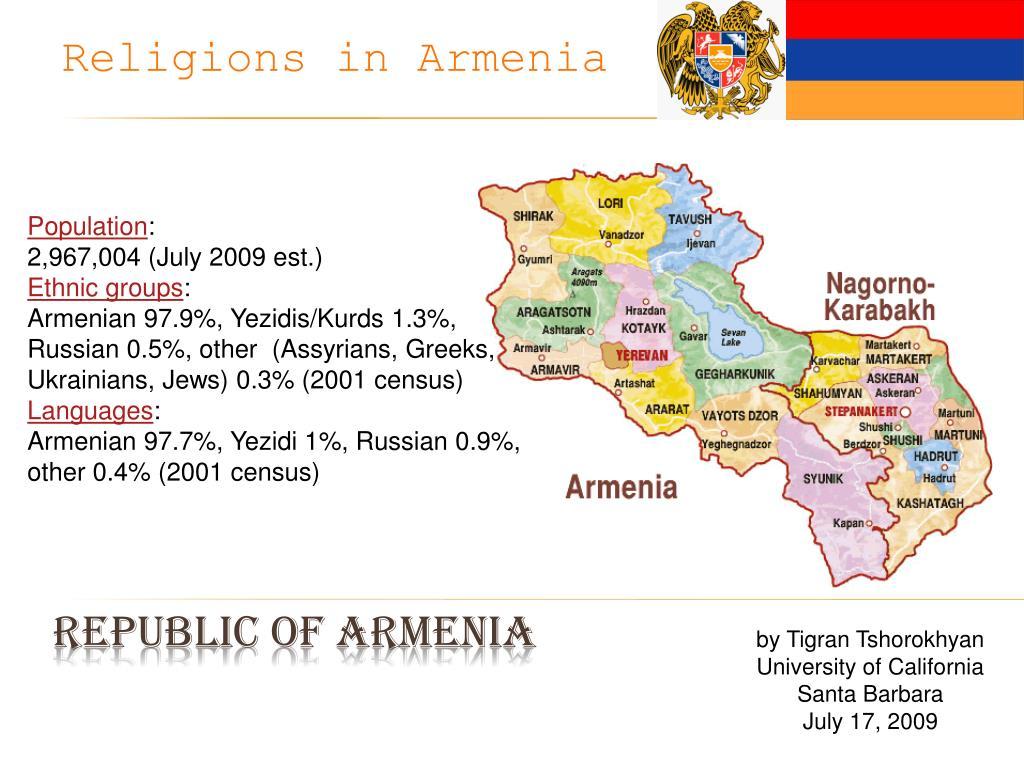 republic of armenia l.