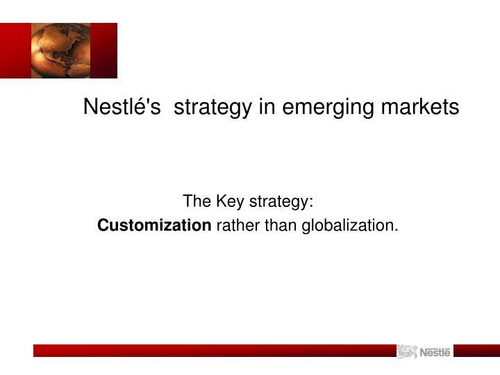 case globalization of wyeth