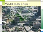 woodall rodgers plaza