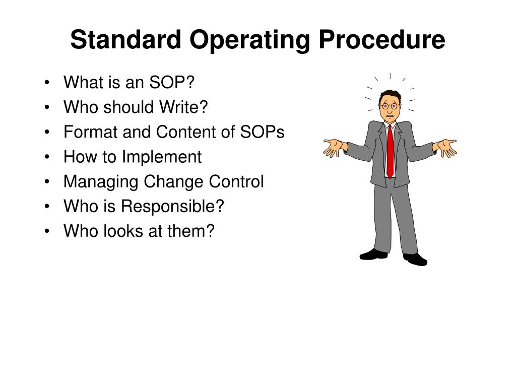 What Is Sop | Ppt Standard Operating Procedure Powerpoint Presentation Id 730434