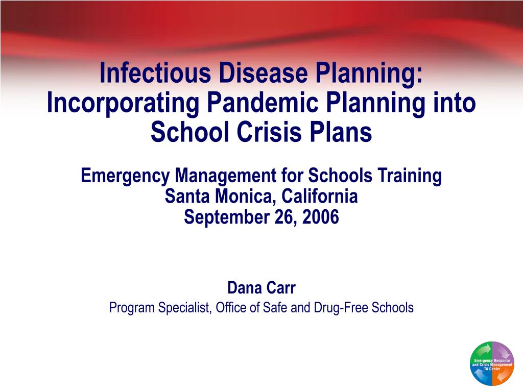 dana carr program specialist office of safe and drug free schools l.