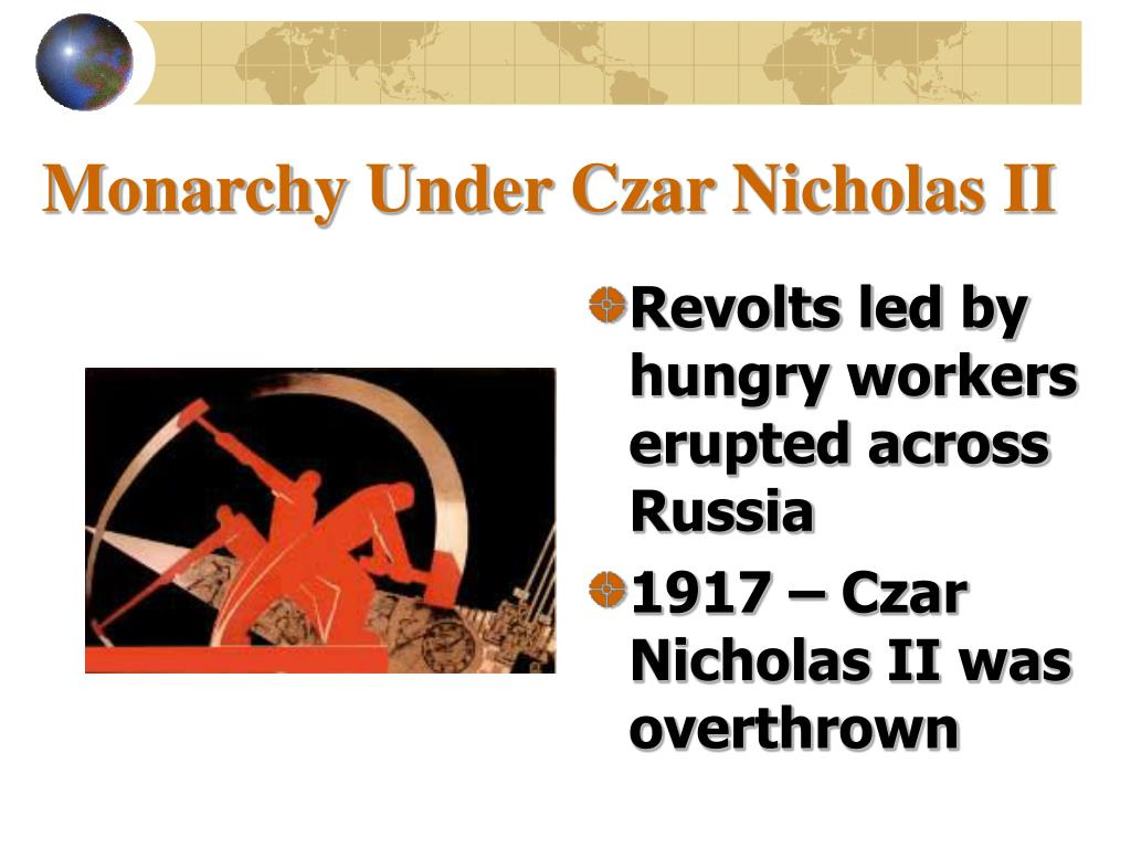 revolt rises after the death of czar nicholas It was first used before world war one nicholas ii the russian czar before and after the loss in war standard of living rises for many workers and.