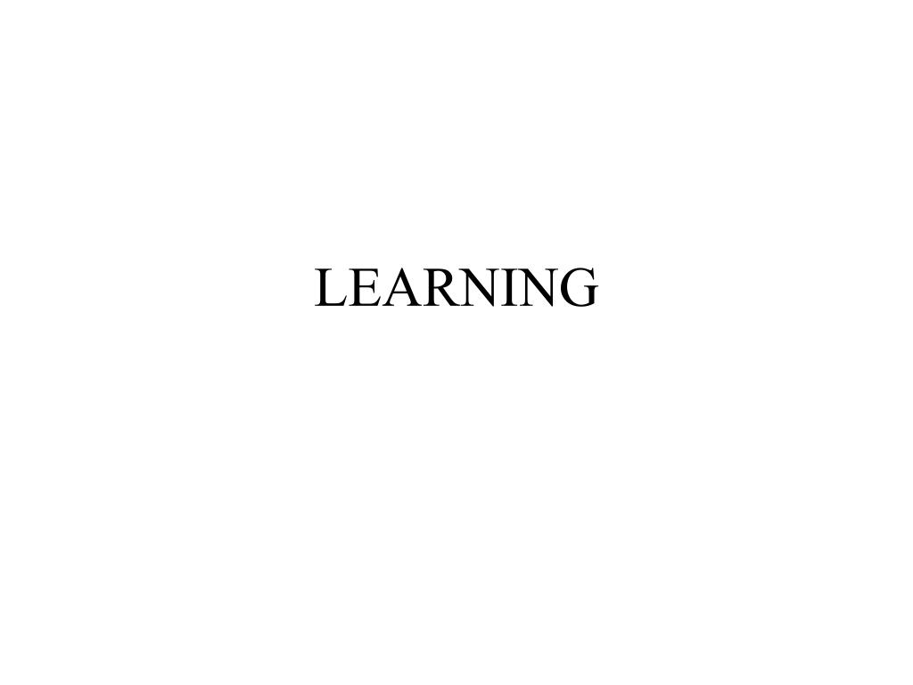 learning l.