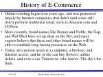 history of e commerce4