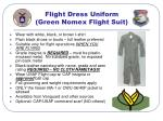 flight dress uniform green nomex flight suit