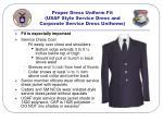 proper dress uniform fit usaf style service dress and corporate service dress uniforms