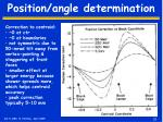 position angle determination