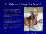 vi existential hunger for beauty35