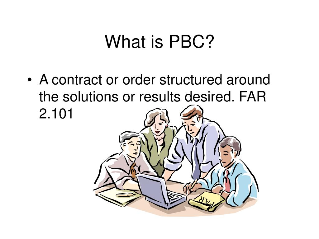 What is PBC?