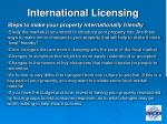 international licensing18