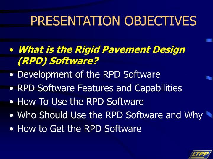 Ppt Rigid Pavement Design Software Powerpoint Presentation Free Download Id 731651