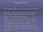 equipament
