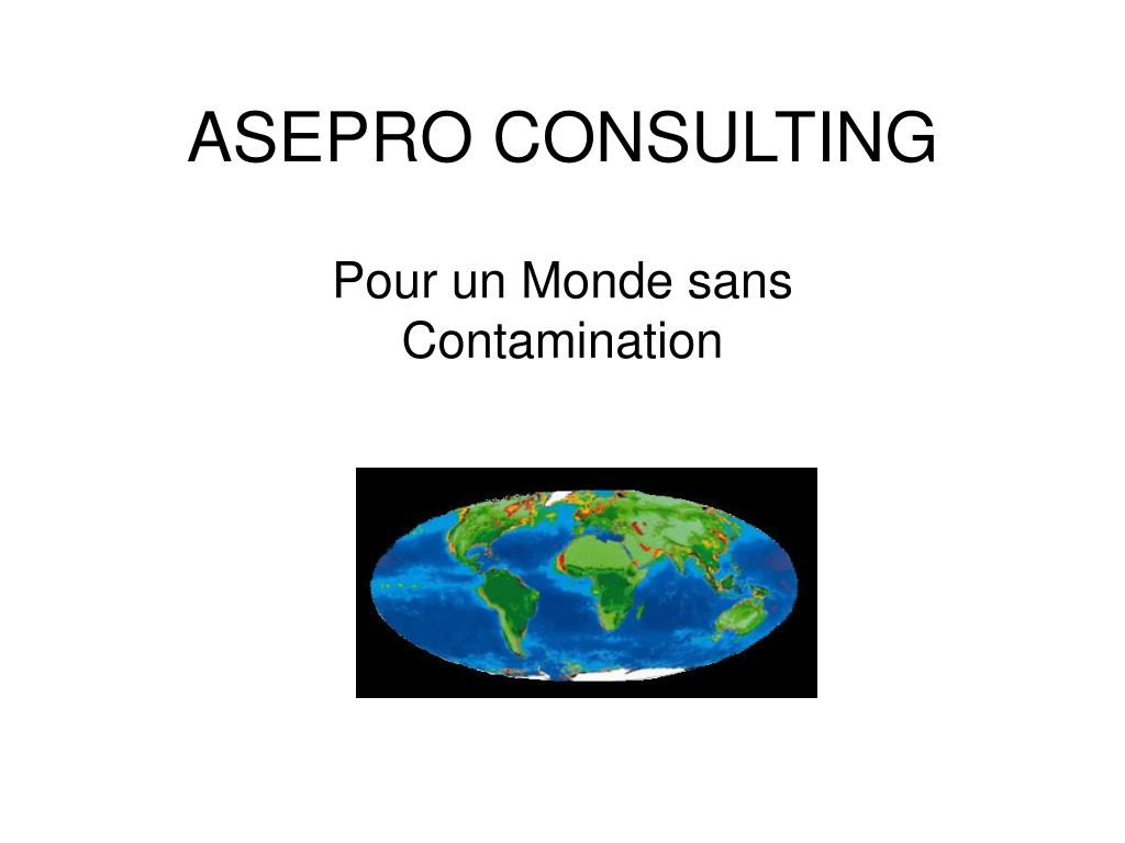 asepro consulting l.