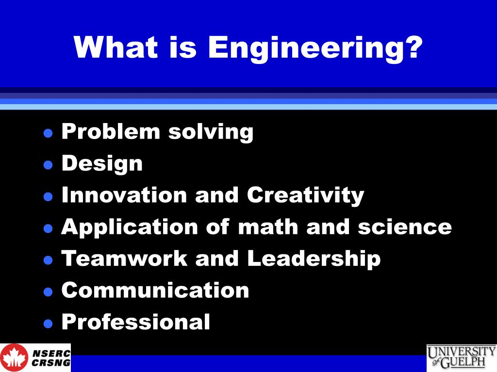 what is engineering l.
