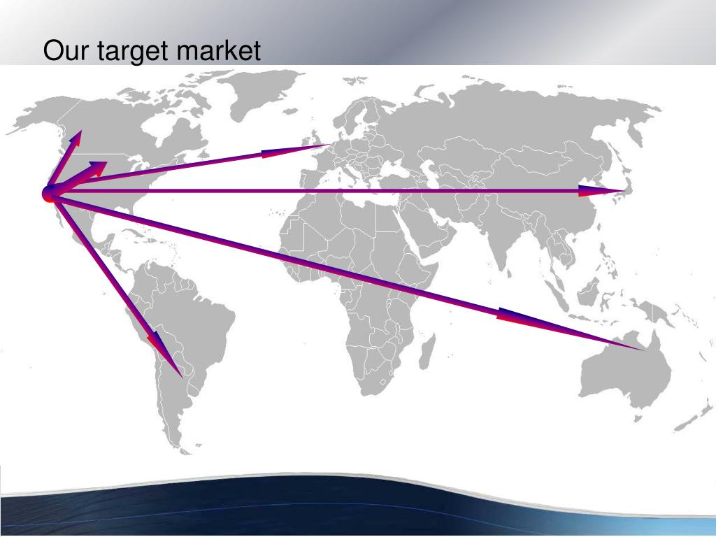 Our target market