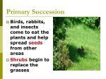 primary succession51