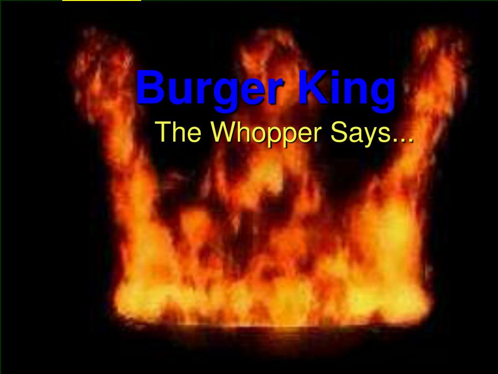 burger king l.