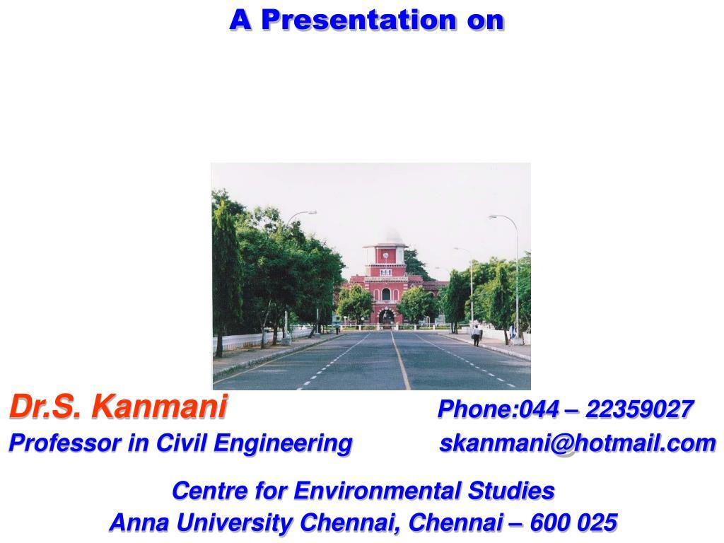a presentation on l.