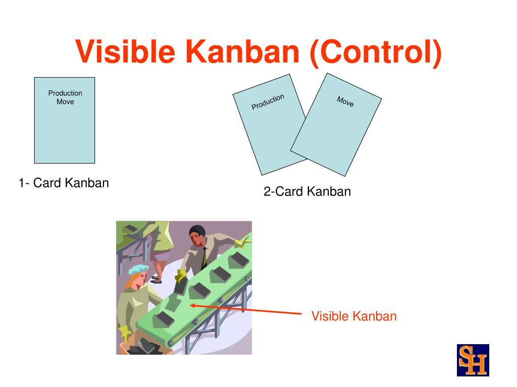 Visible Kanban (Control)