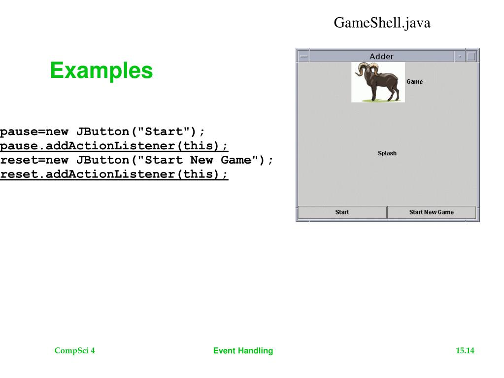 GameShell.java