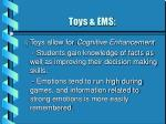 toys ems