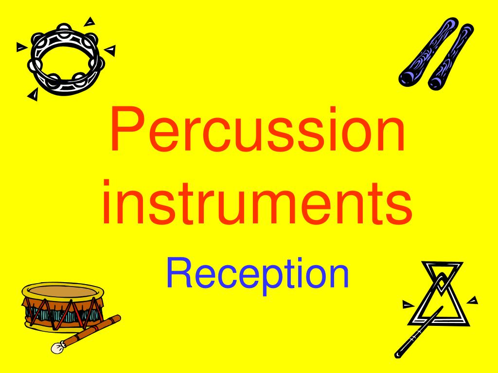 percussion instruments l.