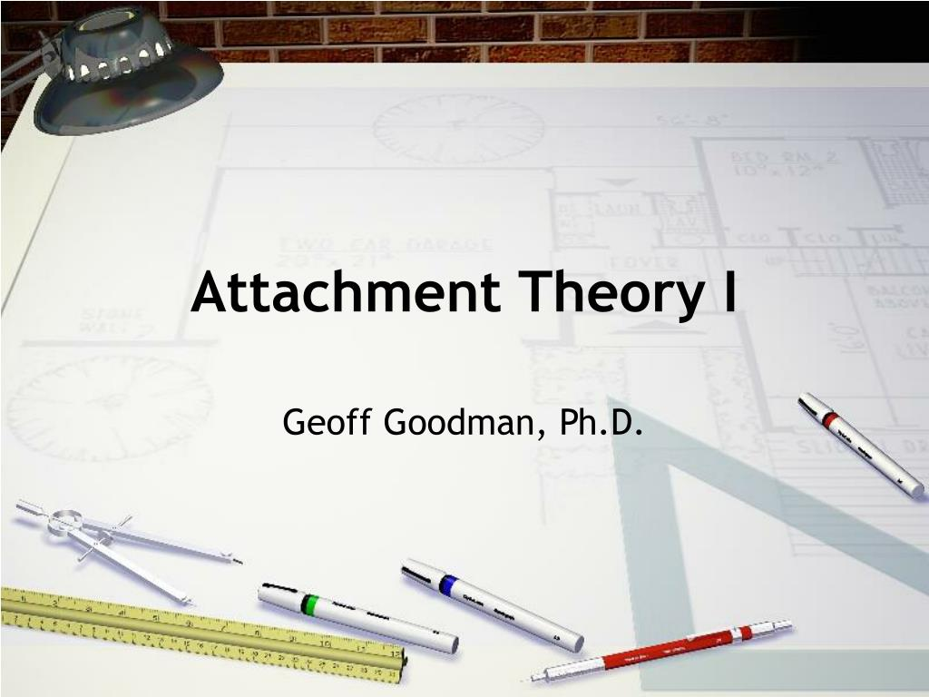 attachment theory i l.