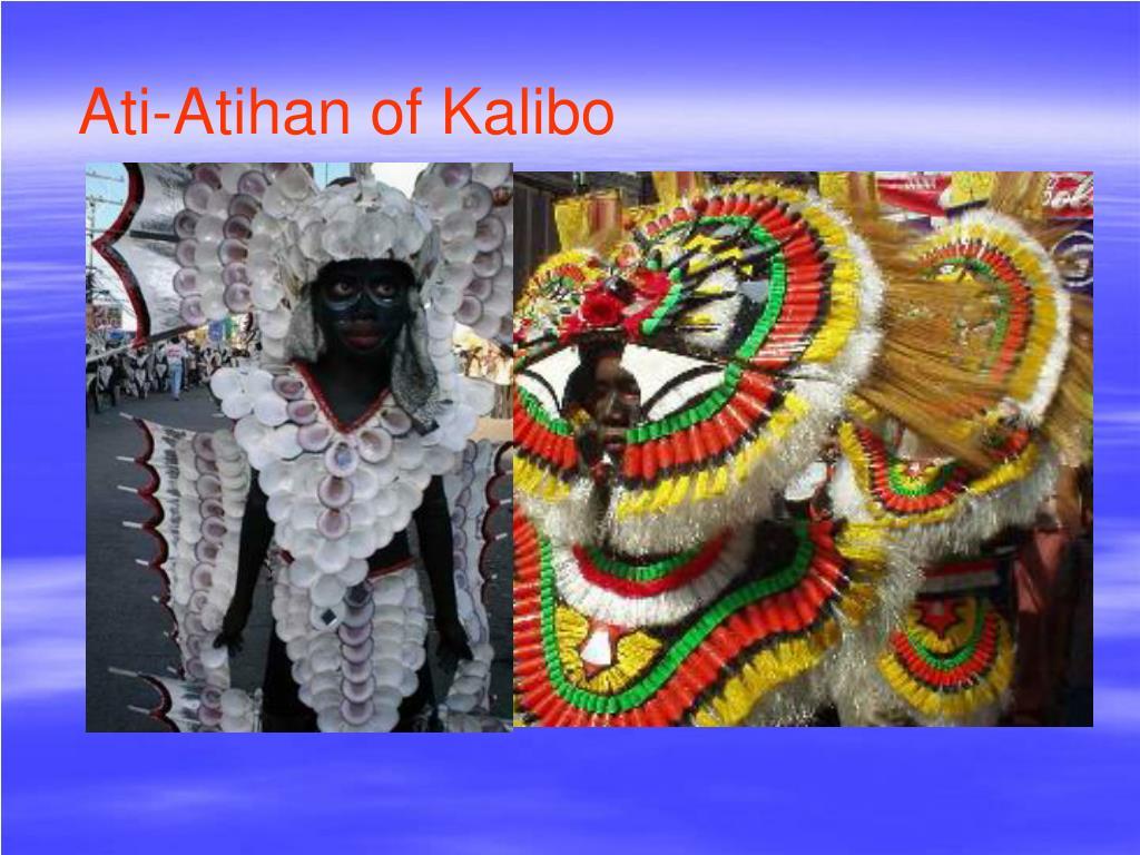 Ati-Atihan of Kalibo