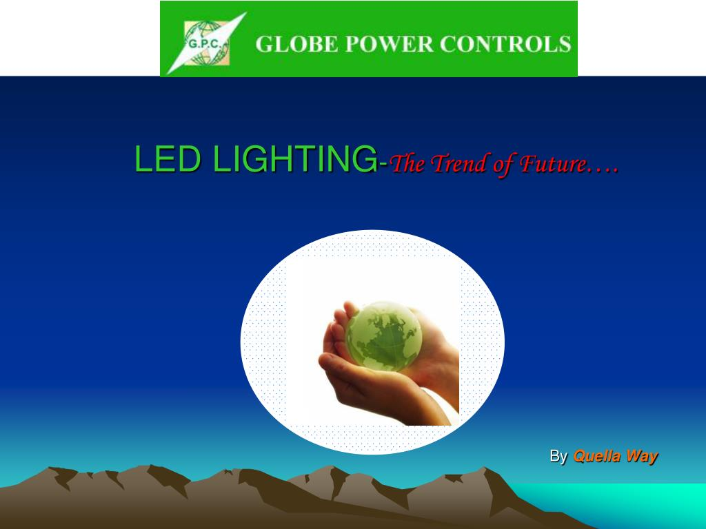 led lighting the trend of future