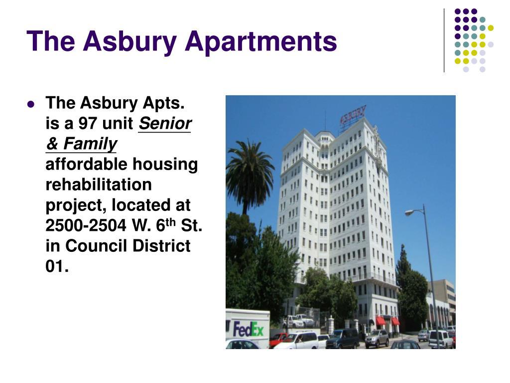 The Asbury Apartments