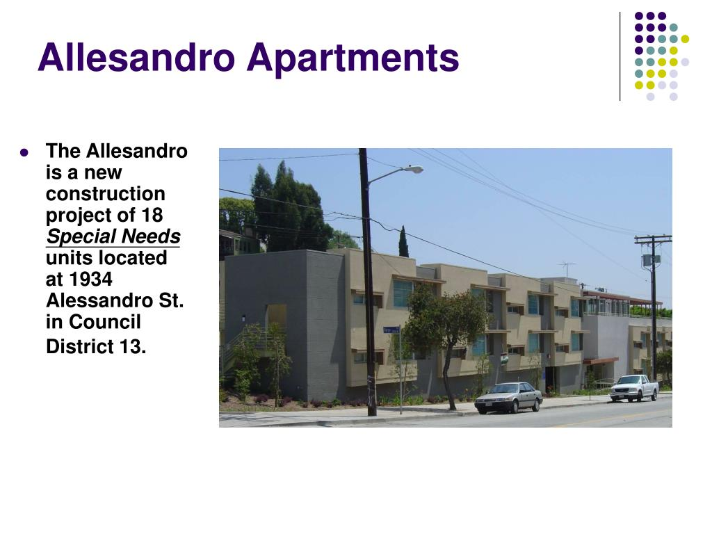 Allesandro Apartments