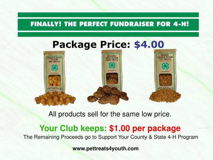 Package Price: