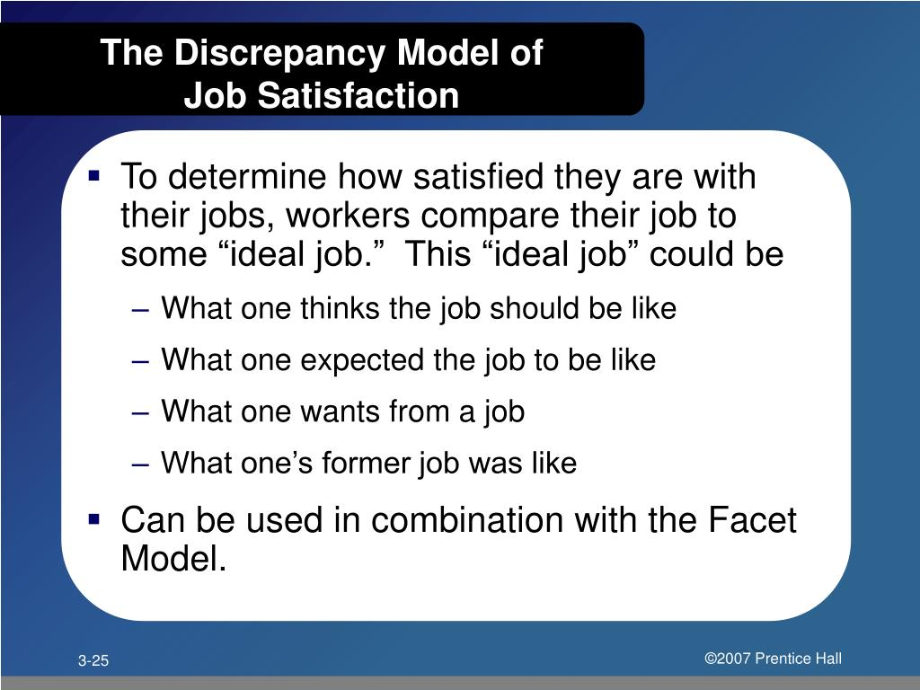 The Discrepancy Model of
