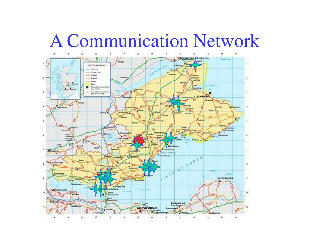 A Communication Network