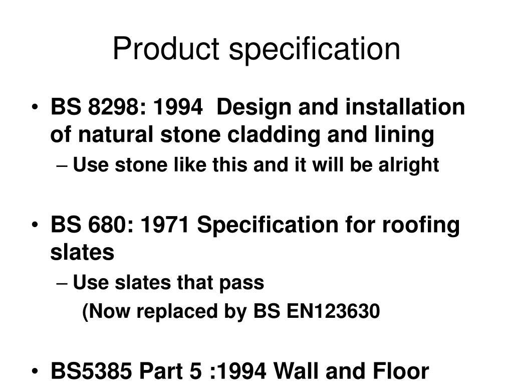 PPT - STONE PowerPoint Presentation - ID:733217