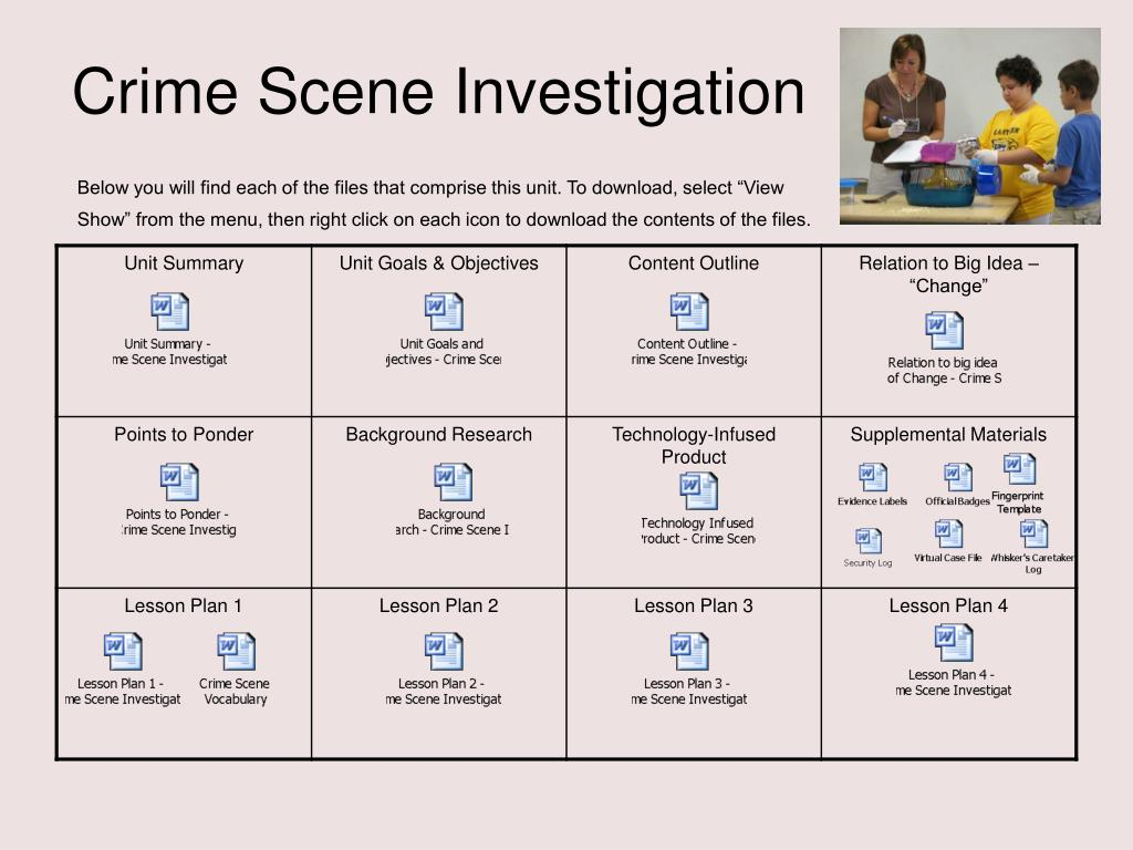 ppt - crime scene investigation powerpoint presentation - id:733710, Powerpoint templates