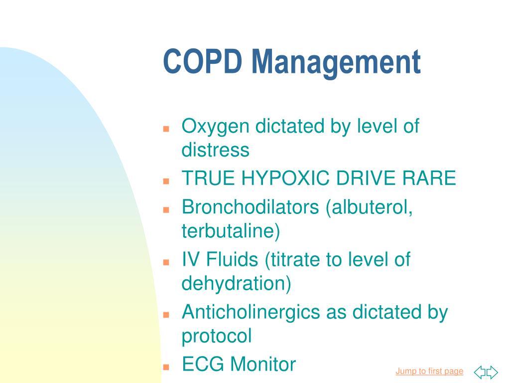 COPD Management